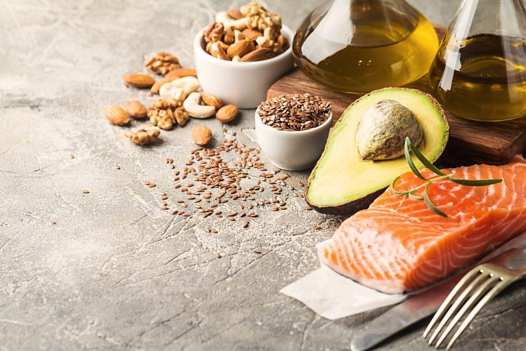 Bonnes graisses régime cétogène